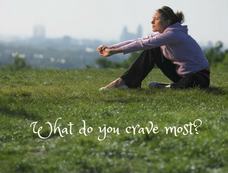 Meme What if what the world needs most is for you to do what you crave?
